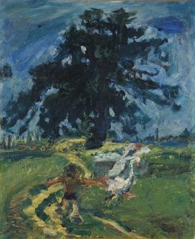 chaim-soutine-enfant-aux-oies-devant-un-grand-arbre.jpg