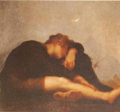 12. J. Fussli  'Solitudine all'alba' .JPG